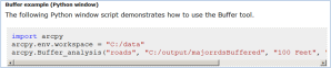 Python Window Example